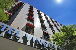 SOMA. HOTEL VINCCI MADRID