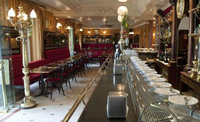 Café de Oriente Barra