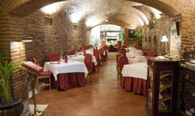 Café de Oriente Restaurante
