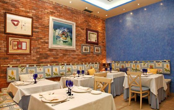 Restaurante La Cocina de María Luisa Salón 1