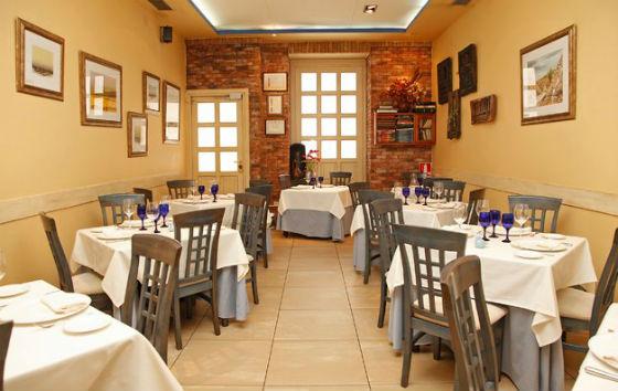 Restaurante La Cocina de María Luisa Salón 3