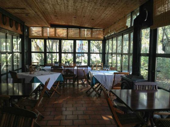 Restaurante Los Frailes Leganes Comedor Terraza