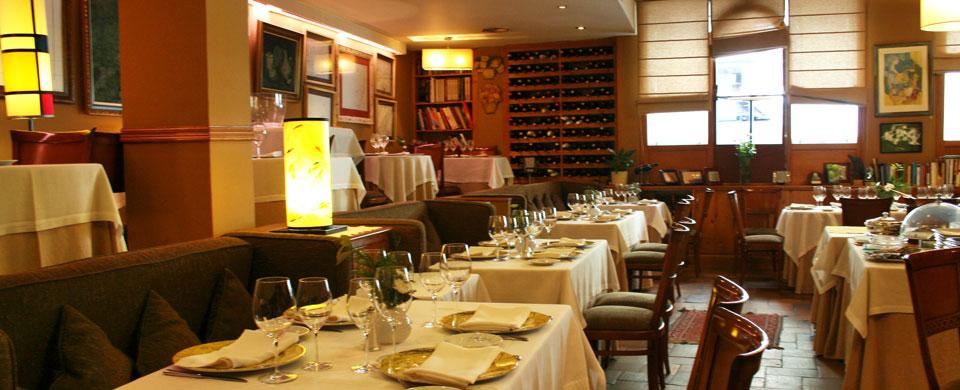 Restaurante Arce Madrid