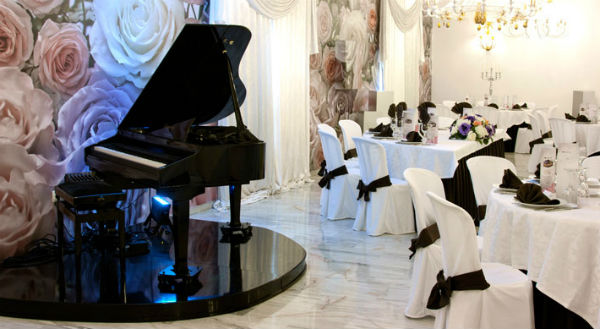 Restaurante Azahar Costa Celebraciones Salon Rosas