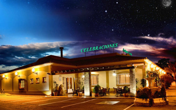 Restaurante Azahar Costa Celebraciones Chiclana