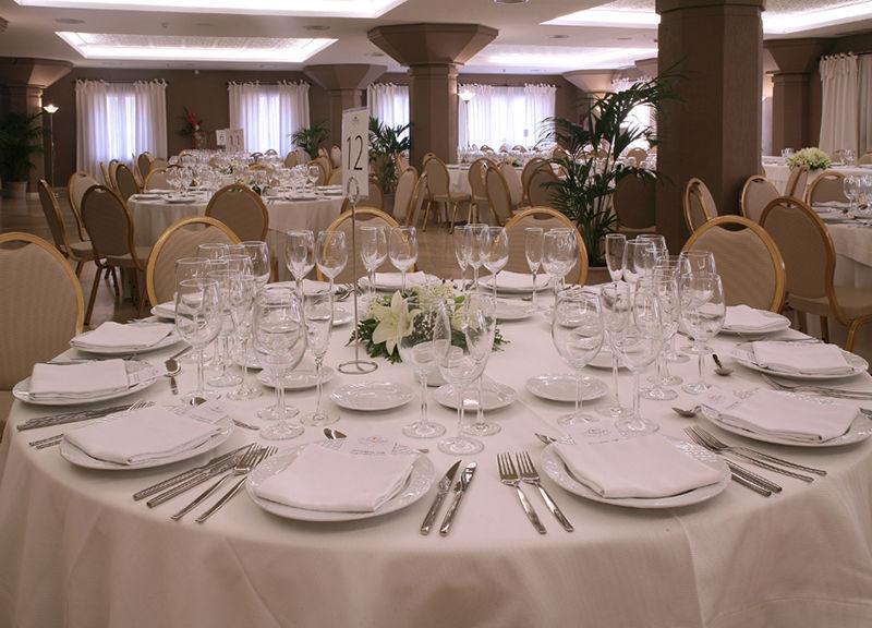 Hotel Alboran El Claustro Celebraciones Algeciras