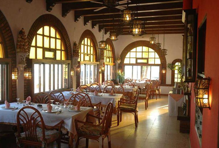 Hotel Bahia Algeciras Restaurante