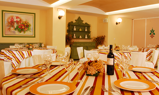 Restaurante Hotel Alboran Chiclana