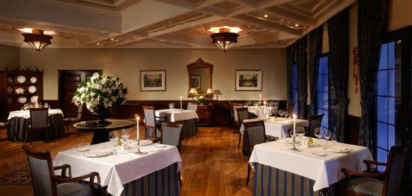 Restaurante La Alhambra Hotel Melia Sancti Petri