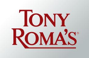 TONY ROMA'S FAMOUS FOR RIB'S