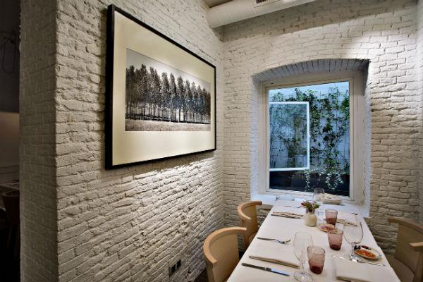Restaurante Villoldo Madrid Mesas Detalle