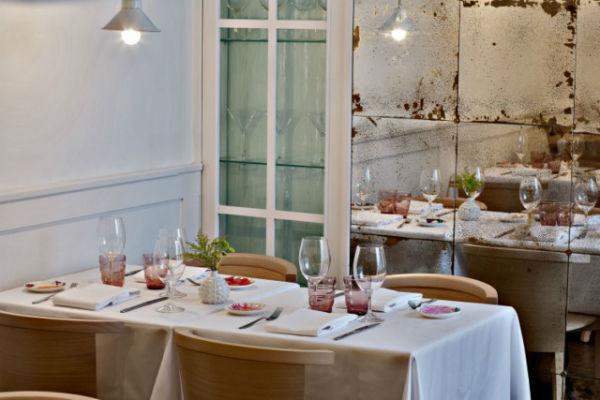 Restaurante Villoldo Madrid Mesas