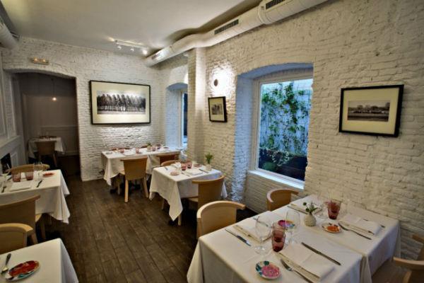 Restaurante Villoldo Madrid Sala