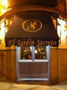 El Jardin Secreto Calle De San Bernardino 22 Madrid