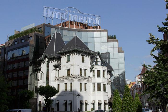 HOTEL SILKEN INDAUTXU BILBAO - ETXANIZ
