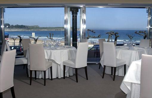 Marea Alta Hotel Rio Silken Santander