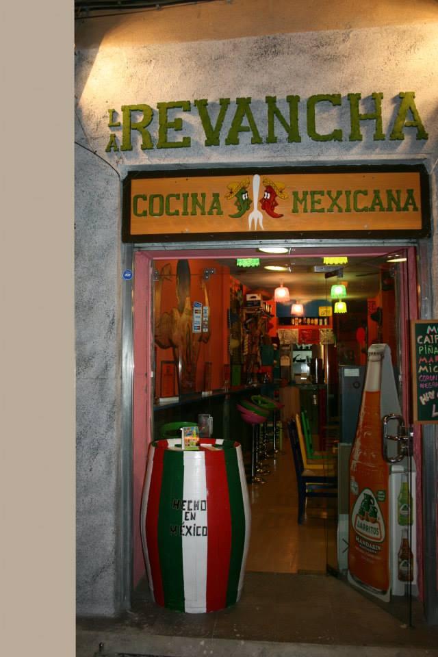 La Revancha en la calle Hortaleza