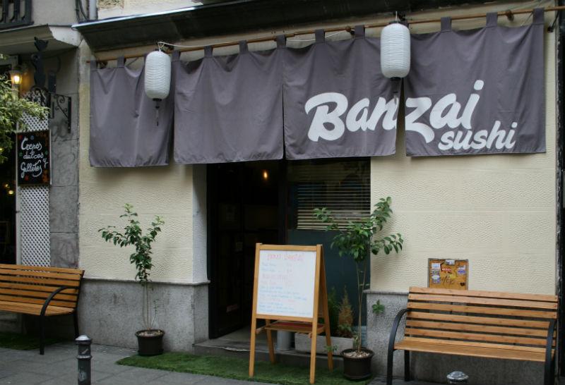BANZAI FOOD & SAKE BAR