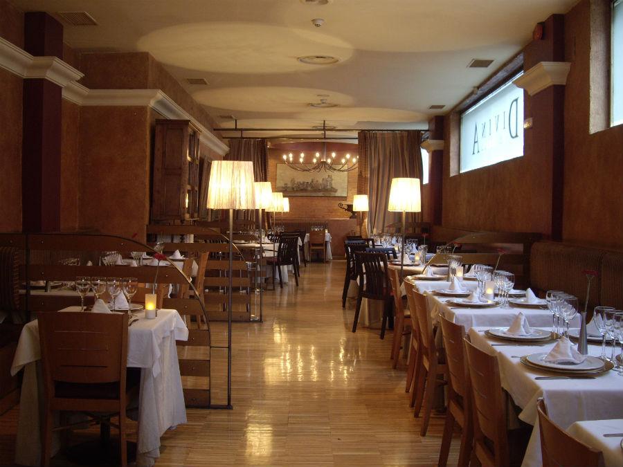 Divina la cocina calle colmenares 13 madrid - La cocina madrid ...