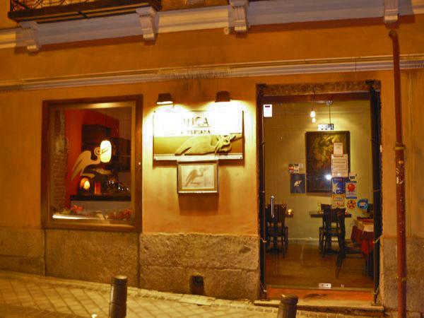 El Inca de la calle Gravina
