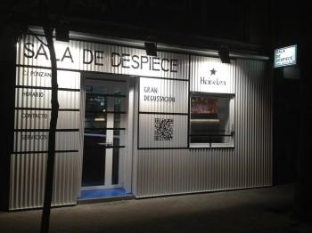 SALA DE DESPIECE