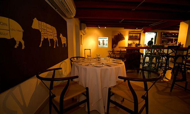 Humo calle 70 este san francisco for Alta cuisine panama