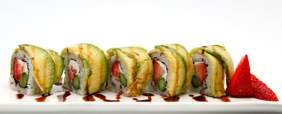 sushi en tsunami