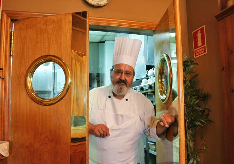 Iñaki Camba de Restaurante Arce