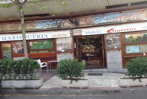 Charrito calle matadero 16 alcorc n for Calle oslo alcorcon