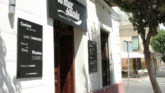 Restaurante Taberna del Norte La Mar Salada Fachada
