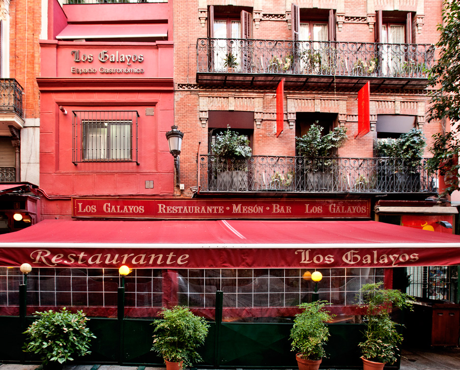 Los galayos calle botoneras 5 madrid - Restaurante sergi arola en madrid ...