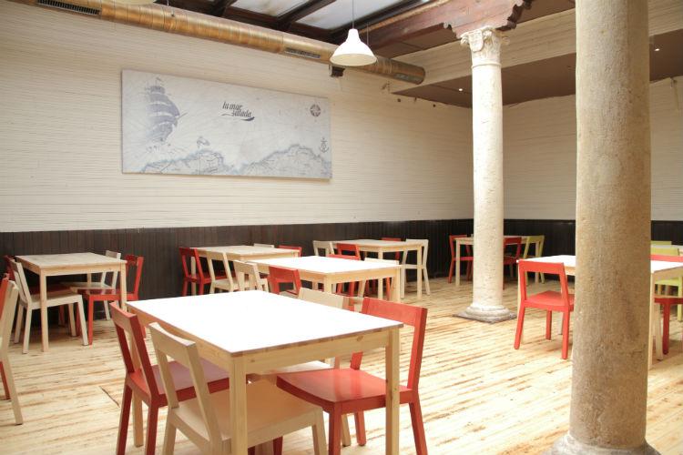 Restaurante Taberna del Norte La Mar Salada