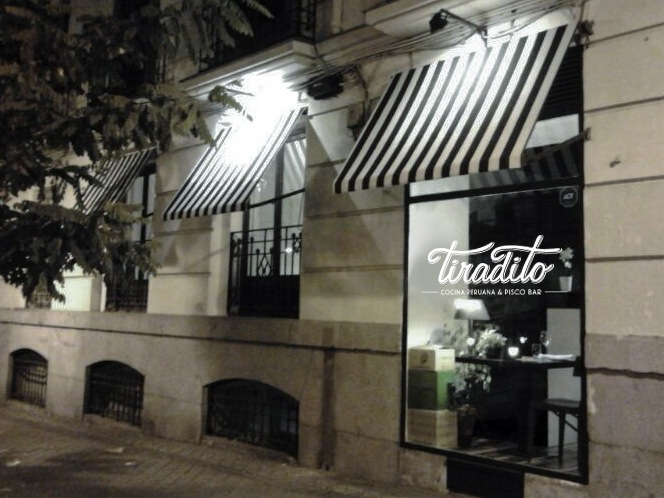 Tiradito Madrid