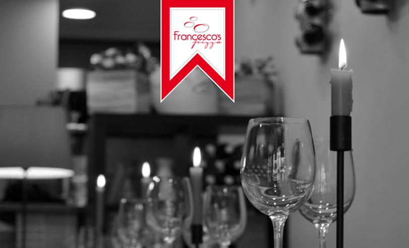 Restaurante Francesco's Pizza Alcalá de Henares