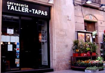 TALLER DE TAPAS COMTAL