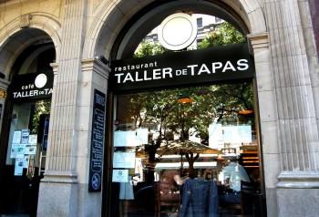 TALLER DE TAPAS RAMBLES