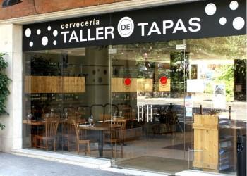 TALLER DE TAPAS TRAVESSERA