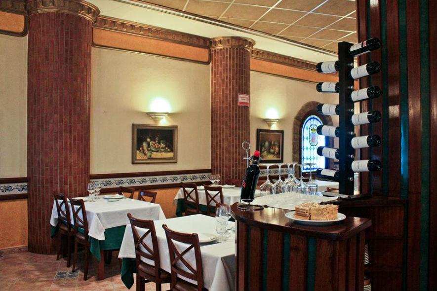 Restaurante Villa Santillana Torrelavega