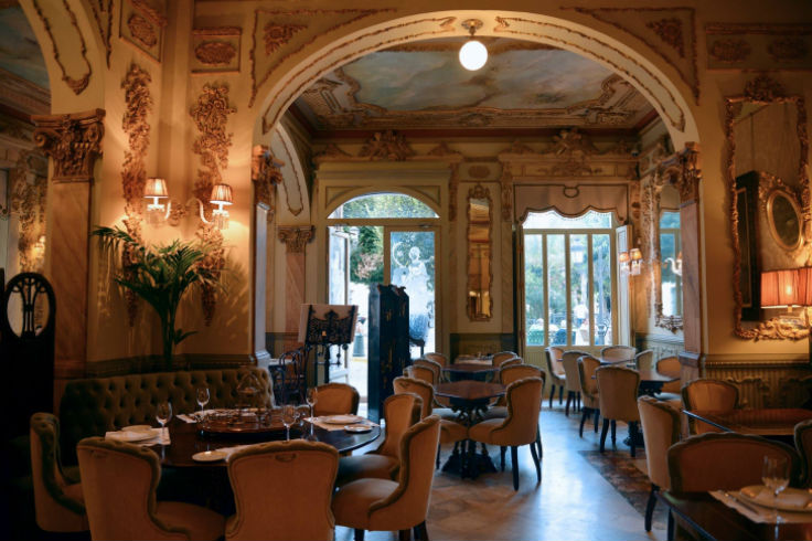 Café Royalty Restaurate Cádiz