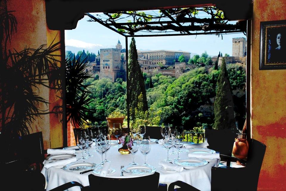 El Huerto De Juan Ranas Calle Atarazana Vieja 8 Granada