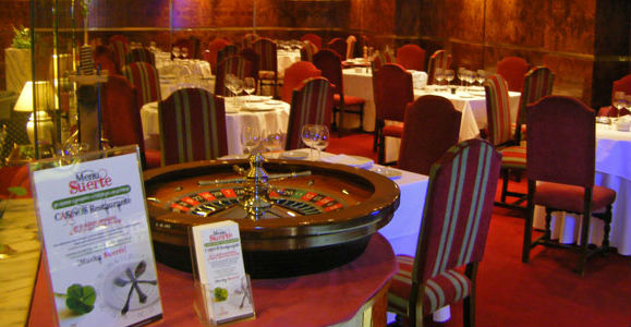 Casinos Restaurant Castilla-León