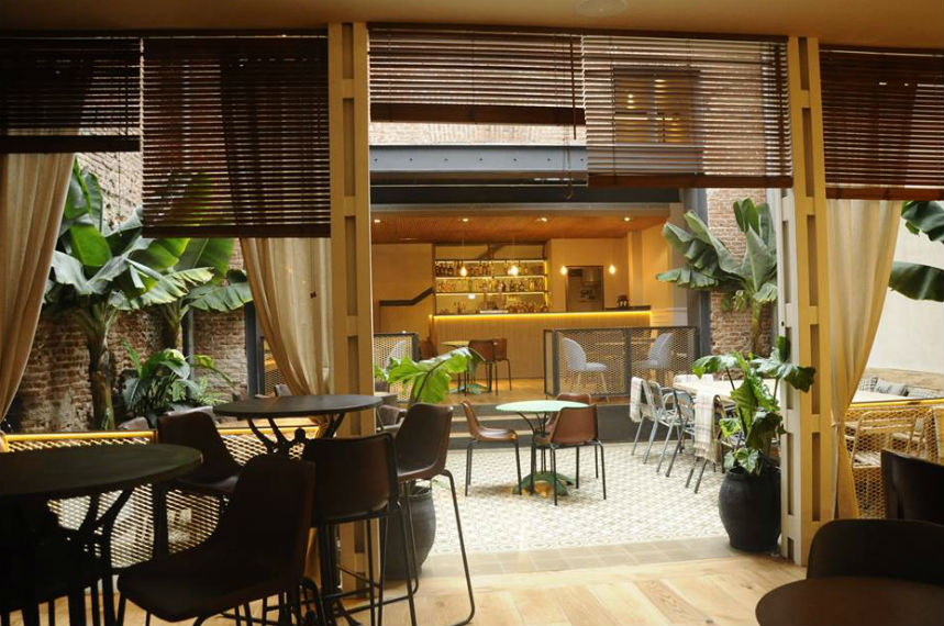 Restaurante La Contrasena Madrid