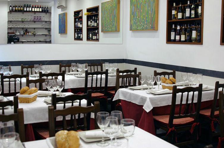 Restaurante Ogrove Madrid