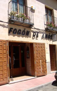 El Fogón De Amós Calle Rico Home 18 Alcalá De Henares