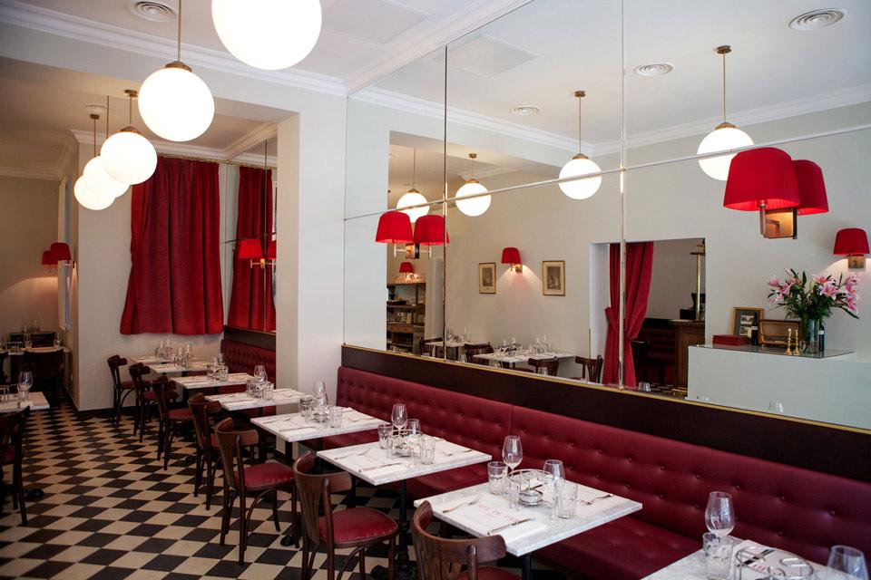 CAFÉ DE PARÍS - L'ENTRECOTTE