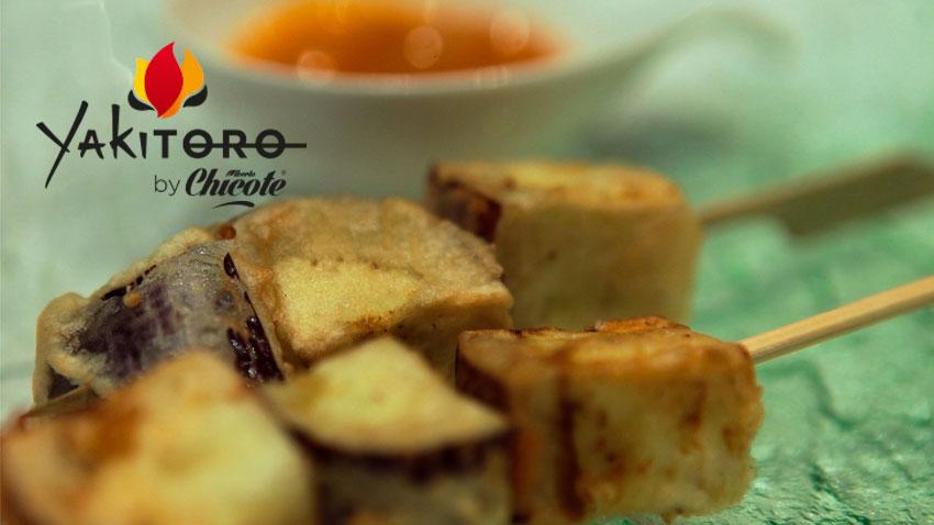 Restaurante Yakitoro de Alberto Chicote