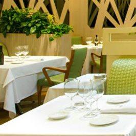 Mesa Restaurante Zaldiaran