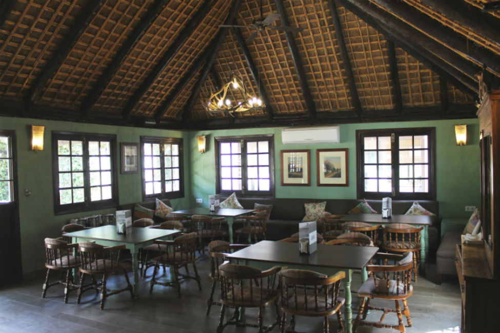 Restaurante El Chozo Golf Cádiz