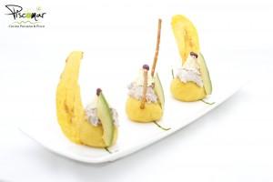 Limeña  (huevo - pescado - mostaza )