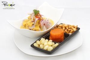 Sabe Perú (apio - huevo - pescado - mostaza)